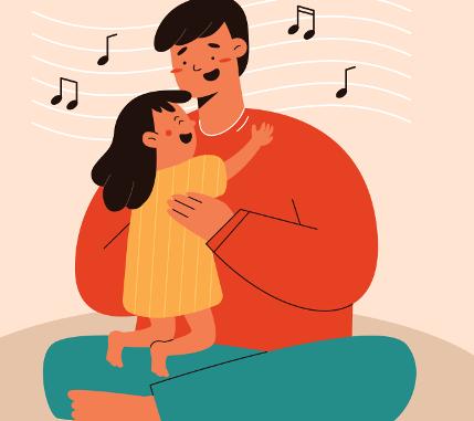В ритъм с татко