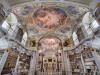 Таванът на библиотеката